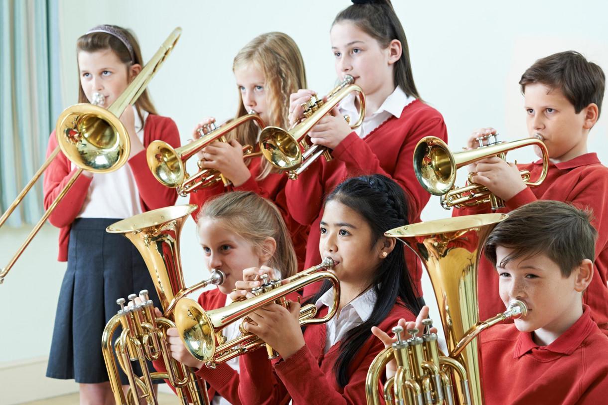 Konzertabend mit der Musikschule Liezen