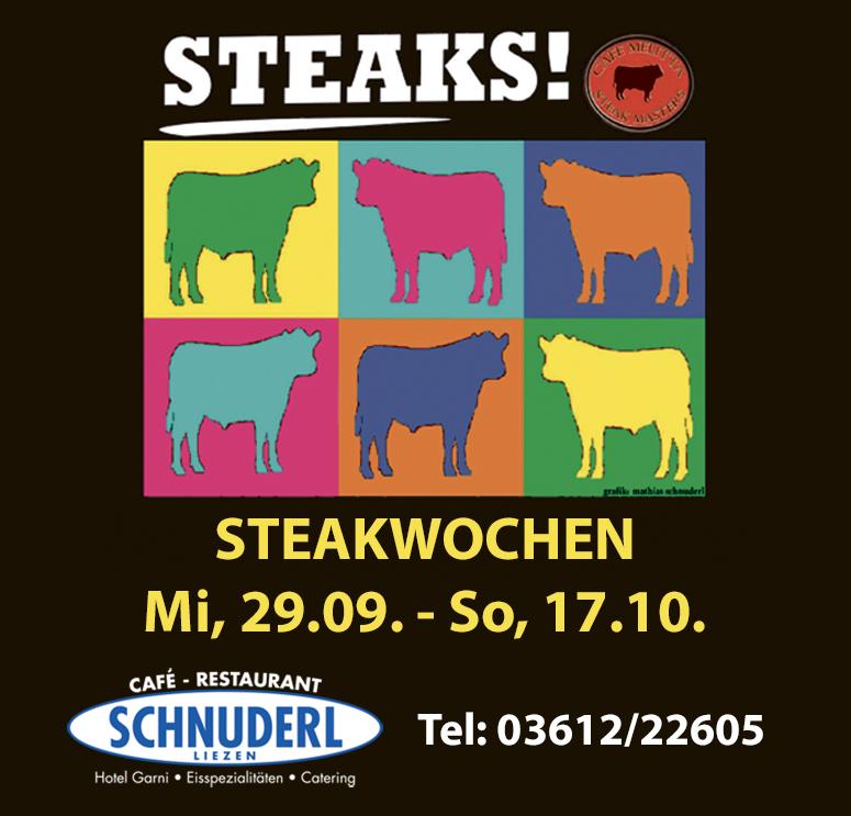 Schnuderl Steakwochen