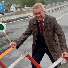 Nach der Grimmingbrücke folgen weitere  Sanierungen