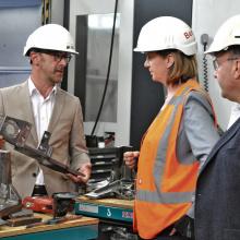 MFL investiert kräftig in Hightech und Klimaschutz