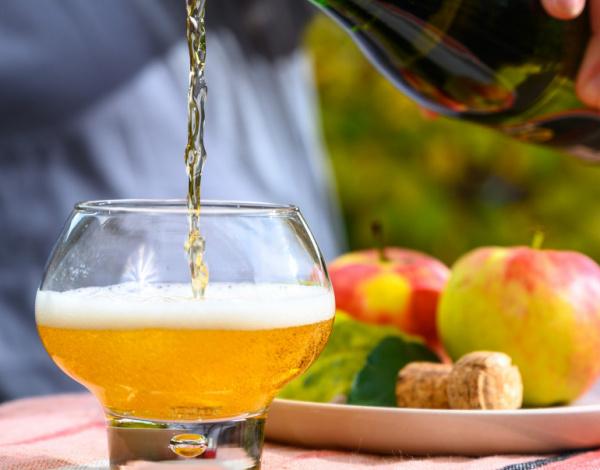 Cidre/Cider: Prickelnder Genuss