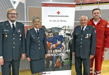 Liezen: Rot-Kreuz- Bezirksversammlung