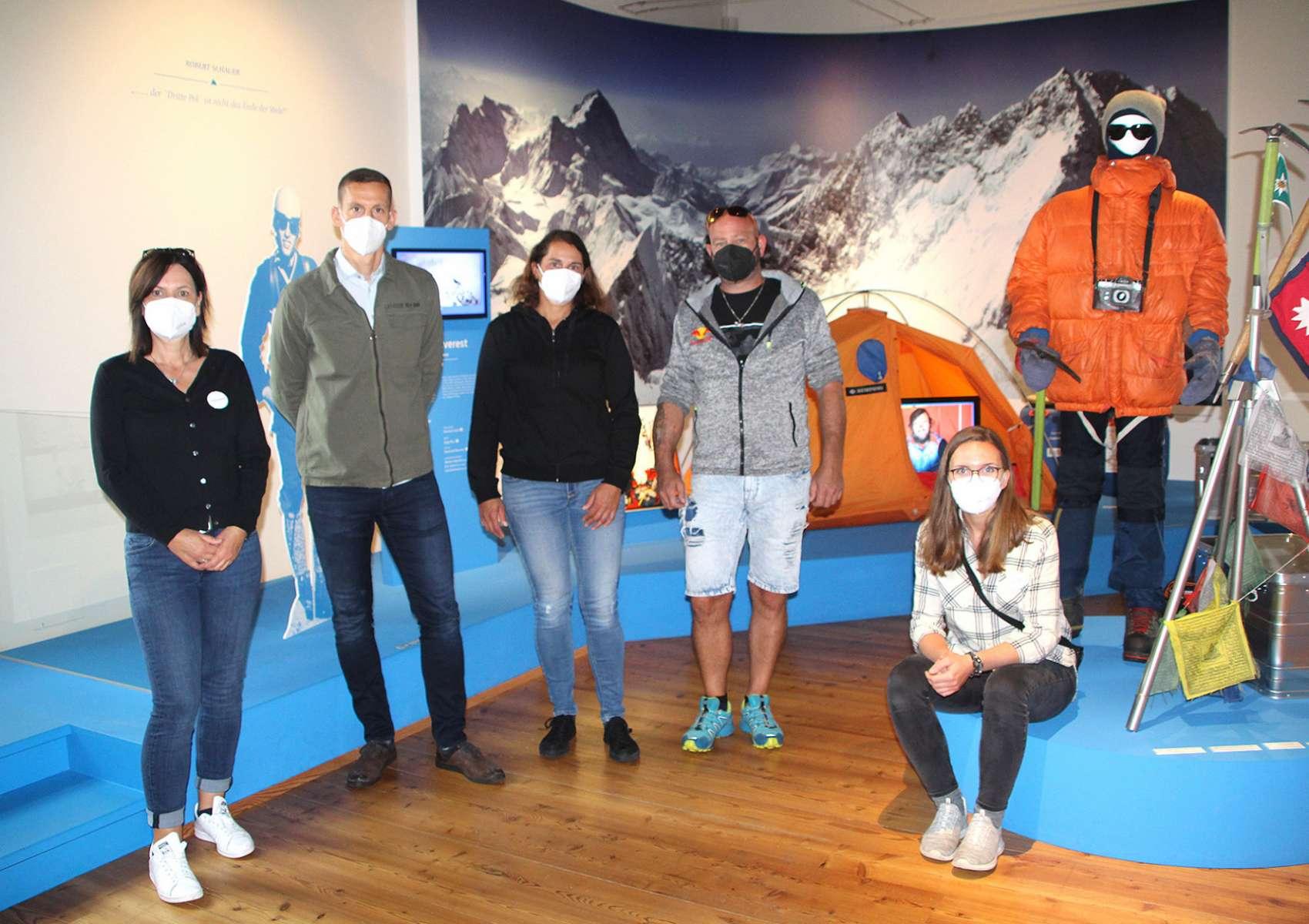 Museum Schloss Trautenfels: Auf Gipfelstürmen folgt Heilkunde