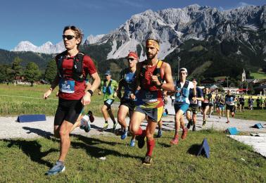 Torlauf-Dachstein: Der Countdown zum Trailrunningevent läuft
